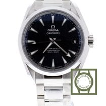 Omega Seamaster Aqua Terra 150m Master Co-Axial 38.5mm NEW