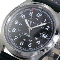 ハミルトン (Hamilton) カーキフィールド オート 自動巻き 腕時計 H70455733