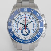 "Rolex Yacht-Master II 44mm ""Under Rolex warranty"""