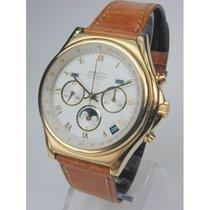 Zenith El Primero Mondphasen Chronograph, Vollkalender, von 1983