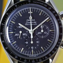 Omega Speedmaster 145.0022, Tritium with strong patina