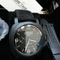 파네라이 (Panerai) Luminor 1950 10 Days GMT Ceramica 44mm PAM335...