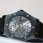 Hublot CLASSIC FUSION ULTRA-THIN SKELETON ALL BLACK