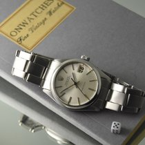 Rolex Oysterdate Precision Medium 6466 with riveted band 7205