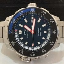 IWC Aquatimer Deep Two Profundimetro 46mm 2014 Completo Impecave
