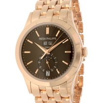 Patek Philippe Annual Calender, Moonface 5396/1r-001 Red Gold,...