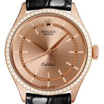 Ρολεξ (Rolex) Cellini Time 50705RBR