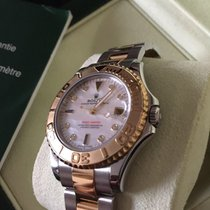 Rolex Yachtmaster 168623 MOP Serti Dial