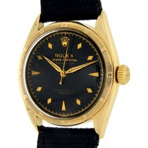 Rolex Bubble Back Serpico Y Layno 6085 Yellow Gold 14k,...