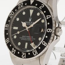Rolex Oyster Perpetual GMT-Master Vintage Stahl Ref.16750