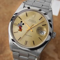 Rolex Oysterdate 6694 Collectible 1978 Mens Vintage Mickey...