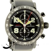 Chronoswiss Timemaster Gmt Chronograph Ch7555.1 Automatic 44mm...