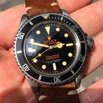 Rolex Submariner 5512 underline 4 lines