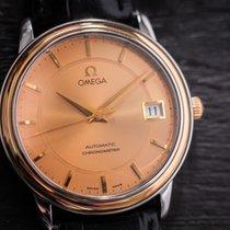 Omega De Ville Prestige Automatic Steel/18k Gold