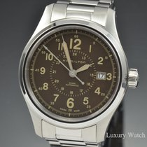 Hamilton Khaki Field  40MM Stainless Steel Automatic Watch...