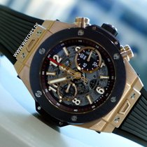 Χίμπλοτ (Hublot) Big Bang Unico King Rose Gold Ceramic -...