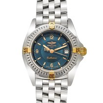 Breitling Callistino Two Tone Ladies Watch – B52045.1/C168 B