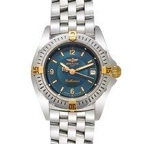 Breitling Callistino Two Tone Ladies Watch – B52045.1/C168 B