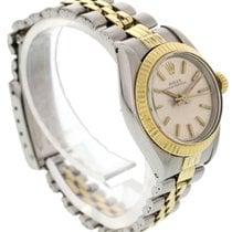 Rolex - Oyster Perpetual - 2 Tone 14k YG/SS - REF 6719 - Women...