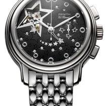 Zenith EL PRIMERO Chronomaster Star Open Steel Glam' Ladies
