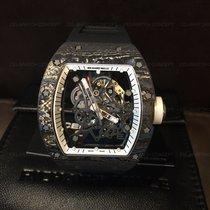 Richard Mille RM055 Bubba Watson WHITE LEGEND Limited 88 pcs