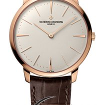 Vacheron Constantin Patrimony Mens Watch Rose Gold 18k 40mm