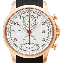 IWC Portugieser Yacht Club Chronograph Ref. IW390501 Rotgold