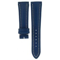 Breitling Blue Leather Strap 22mm/18mm