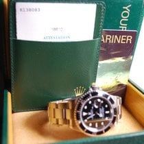 Rolex Submariner date full set bracciale SEL