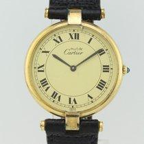 Cartier Must Quartz Silver 17 093952 Lady