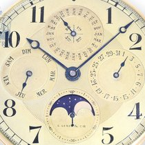 Pocket watch: rarity, L. Leroy & Cie deck watch chronomete...