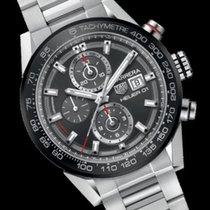 TAG Heuer Carrera Automatik Chronograph Calibre HEUER 01