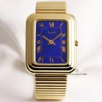 Piaget Beta 14101 Lapis Lazuli 18K Yellow Gold