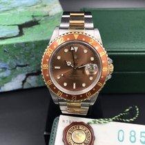 Rolex GMT-Master II 16713 - occhio di tigre. full set