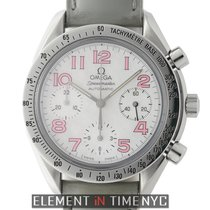 Omega Speedmaster Lady Chronograph Steel 36mm Mother Of Pearl...