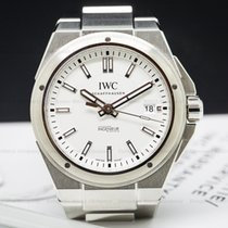 IWC IW323904 Ingenieur Automatic Silver Dial SS (26991)