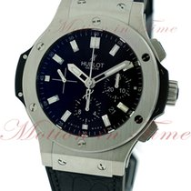 Hublot Big Bang 44mm Evolution, Black Dial - Stainless Steel...