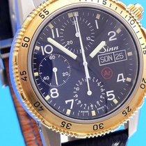 Sinn 203 AR Titan/Gold