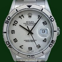 Ρολεξ (Rolex) Datejust 16264 Turn O Graph 36mm 18k White Gold...