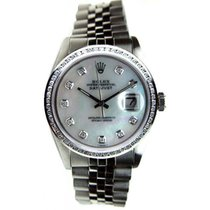 Rolex Datejust Men's Perfect New Condition Model 16200...