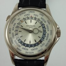 Patek Philippe World Time White Gold
