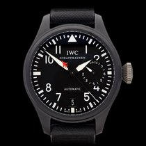 IWC Big Pilot's TopGun Ceramic Gents IW501901