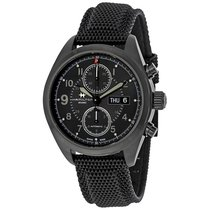 Hamilton Men's H71626735 Khaki Field Auto Chrono Watch