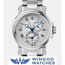 Breguet MARINE GMT Ref. 5857ST/12/SZ0