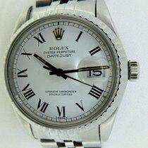 Rolex datejust  steel  16030