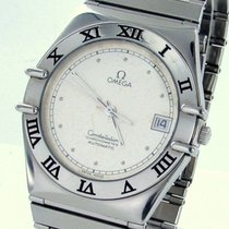 Omega Constellation Chronometer Herrenuhr Automatik Stahl...