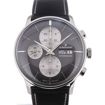 Junghans Meister Chronoscope 41 Day Date Grey Dial