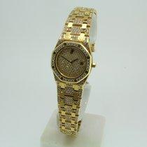 Audemars Piguet Royal Oak Lady 18K Gold Diamonds