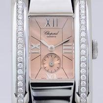 Chopard La Strada Diamonds 0,74 Karat Edelstahl Lady Quarz...
