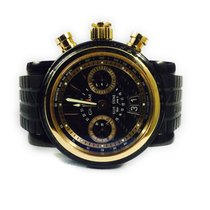 Graham Grand Silverstone Woodcote II 18K/PVD Limited Edition